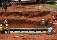 Underground Utility Construction Raleigh
